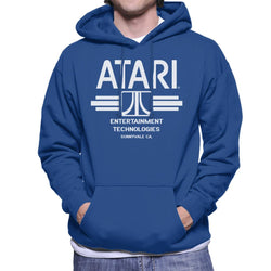 Atari Entertainment Technologies Men's Hooded Sweatshirt - POD66
