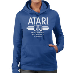 Atari Entertainment Technologies Women's Hooded Sweatshirt - POD66