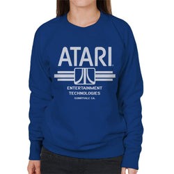 Atari Entertainment Technologies Women's Sweatshirt - POD66