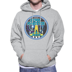 Atari Star Raiders Retro Men's Hooded Sweatshirt - POD66