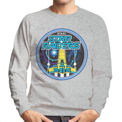 Atari Star Raiders Retro Men's Sweatshirt - POD66