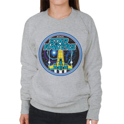 Atari Star Raiders Retro Women's Sweatshirt - POD66