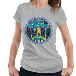 Atari Star Raiders Retro Women's T-Shirt - POD66
