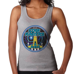 Atari Star Raiders Retro Women's Vest - POD66