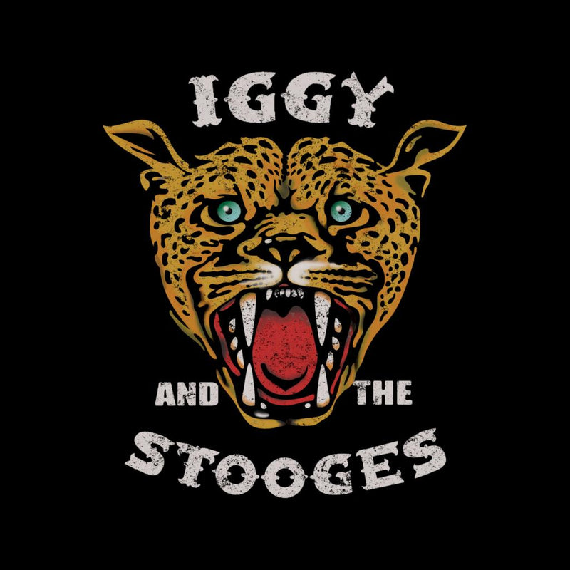Iggy And The Stooges Cheetah Men's T-Shirt - POD66