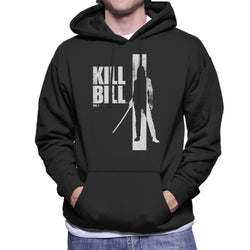 Kill Bill Beatrix Silhouette Men's Hooded Sweatshirt - POD66