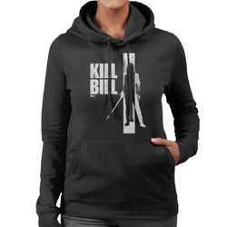 Kill Bill Beatrix Silhouette Women's Hooded Sweatshirt - POD66