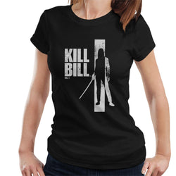 Kill Bill Beatrix Silhouette Women's T-Shirt - POD66
