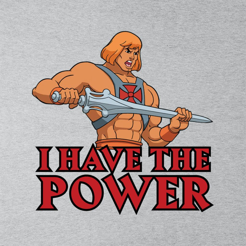 Masters Of The Universe I Have The Power He Man Men's T-Shirt - POD66