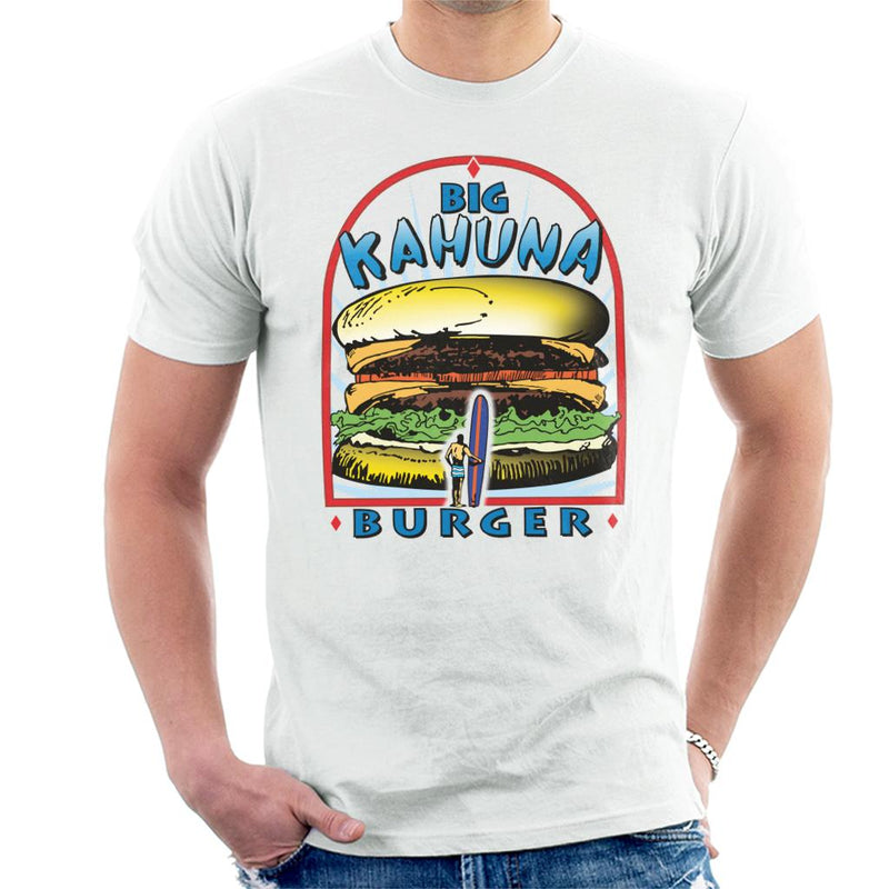 Pulp Fiction Big Kahuna Burger Logo Men's T-Shirt - POD66