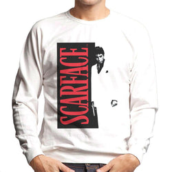 Scarface Film Poster Men's Sweatshirt - POD66
