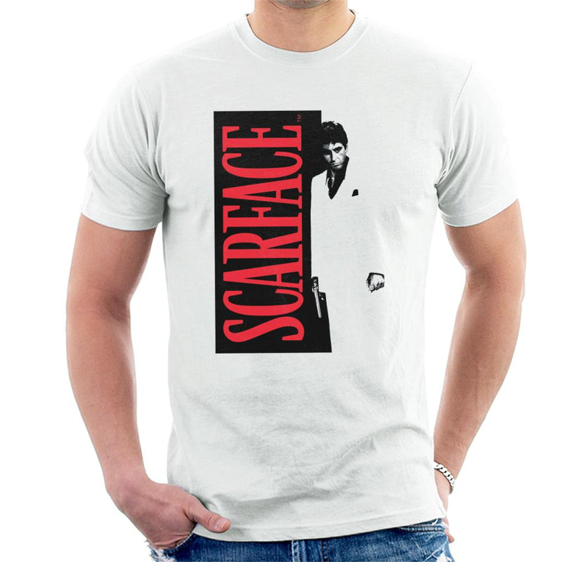 Scarface Film Poster Men's T-Shirt - POD66