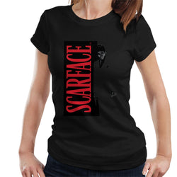 Scarface Film Poster Women's T-Shirt - POD66