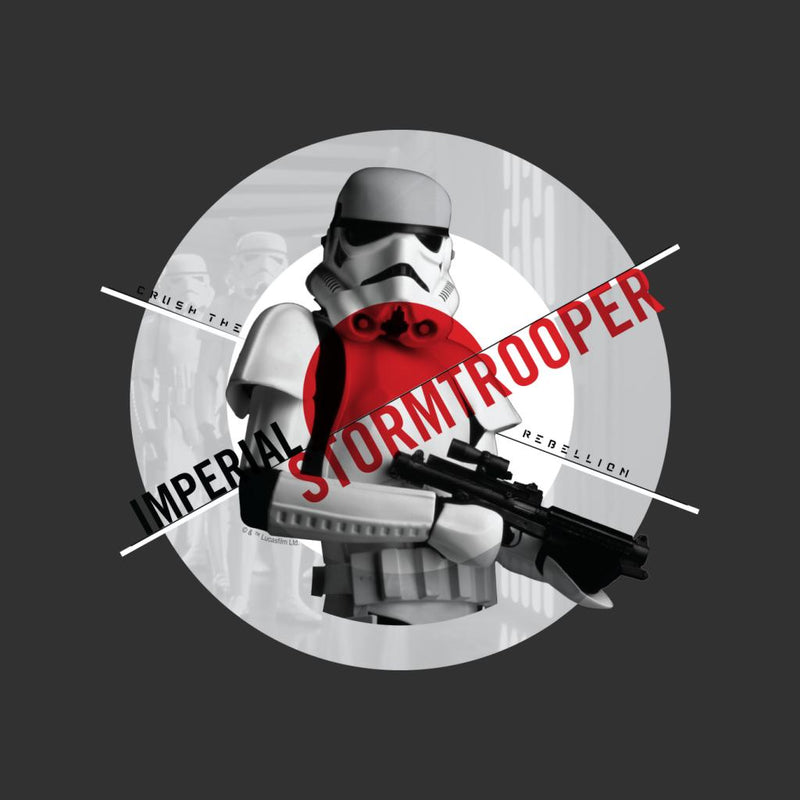 Star Wars Imperial Stormtrooper Crush The Rebellion - POD66