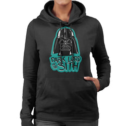 Star Wars Darth Vader Dark Lord Of The Sith Bold Women's Hooded Sweatshirt - POD66