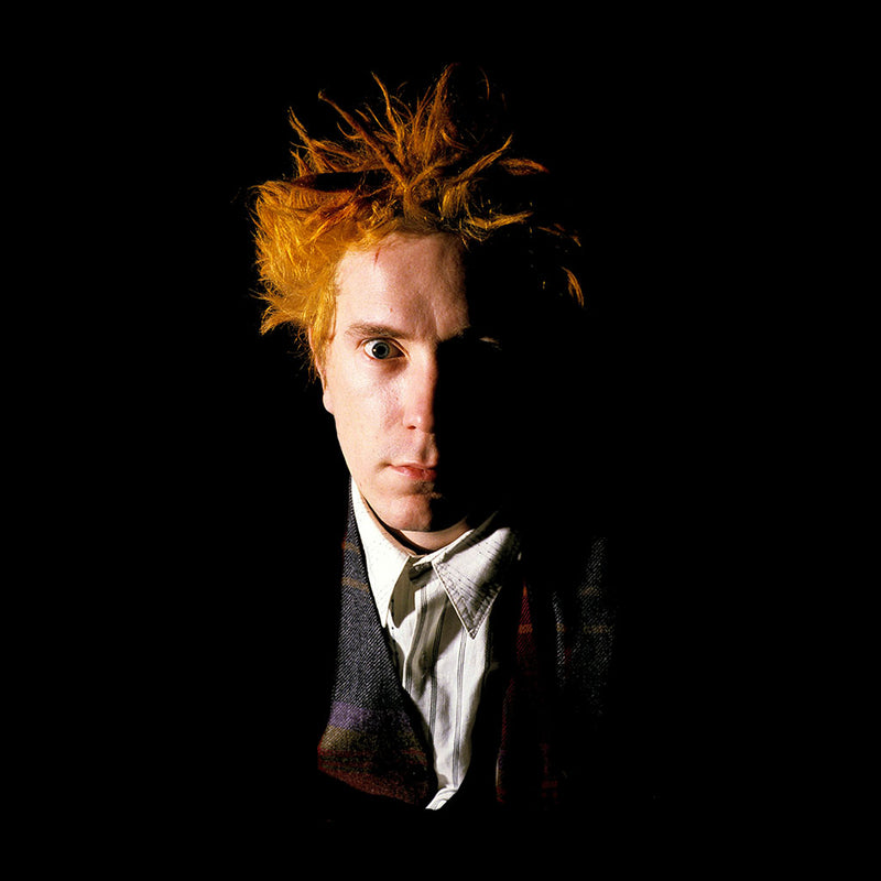 John Lydon Johnny Rotten Of Public Image Ltd
