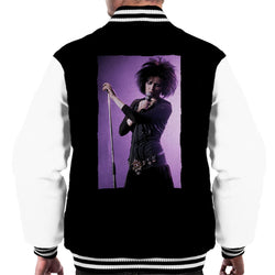 Souxsie Sioux Live Colour Men's Varsity Jacket - POD66