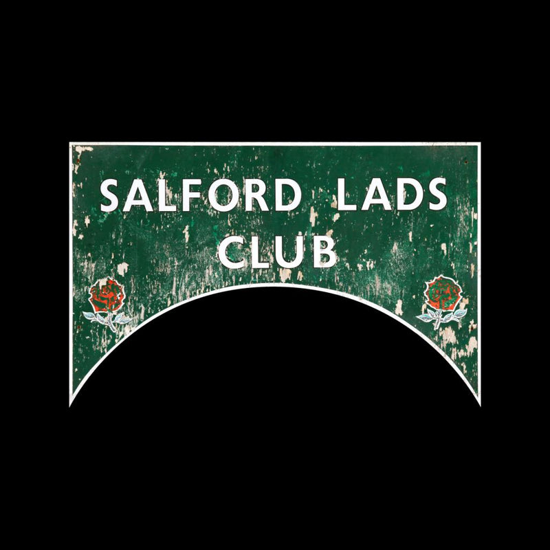 Salford Lads Club Sign Colour - POD66