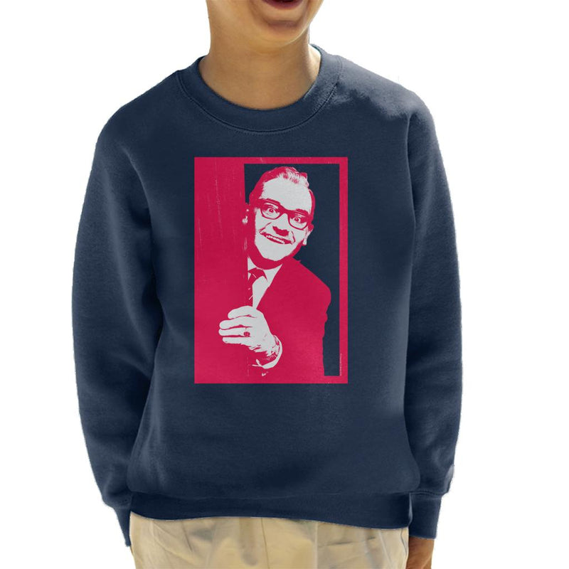 TV Times Ronnie Barker 1968 Kid's Sweatshirt - POD66