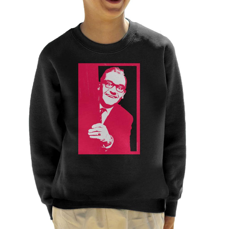 TV Times Ronnie Barker 1968 Kid's Sweatshirt
