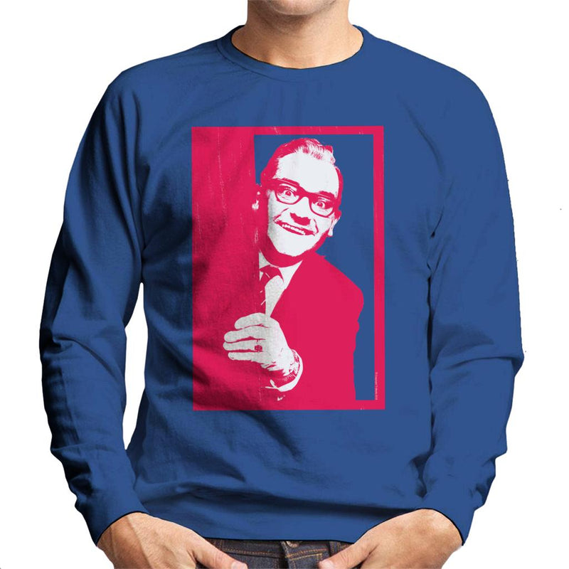 TV Times Ronnie Barker 1968 Men's Sweatshirt - POD66