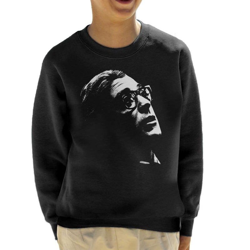 TV Times Michael Caine Billion Dollar Brain 1967 Kid's Sweatshirt - POD66