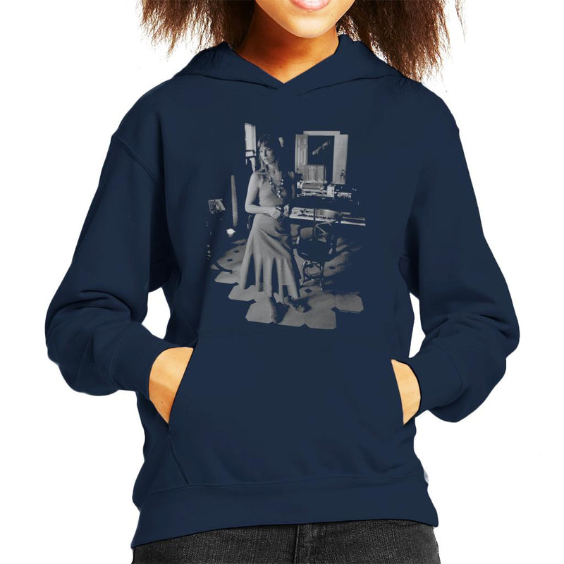 TV Times Jane Birkin Kid's Hooded Sweatshirt - POD66