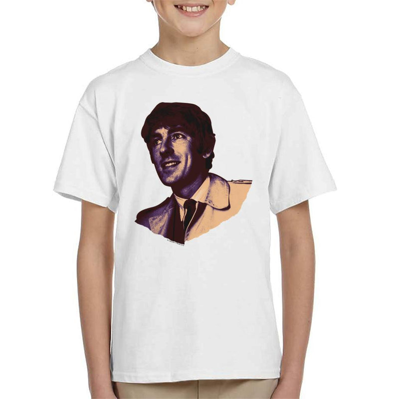 TV Times Peter Cook Kid's T-Shirt