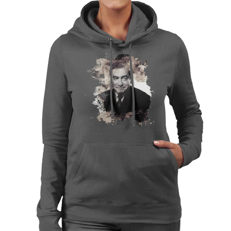 TV Times Tony Hancock Women's Hooded Sweatshirt - POD66
