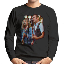 TV Times Rick And Francis Of Status Quo Men's Sweatshirt - POD66