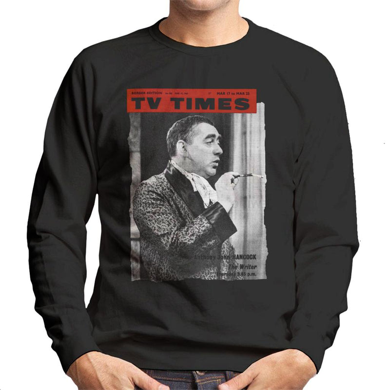 TV Times Tony Hancock 1963 Cover Men's Sweatshirt - POD66