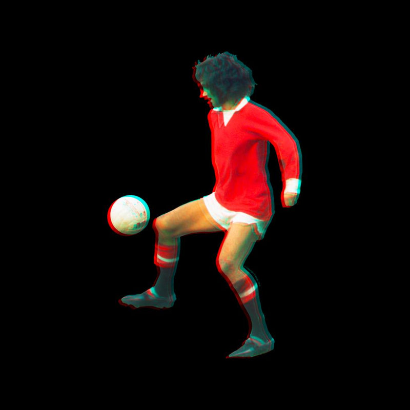 TV Times George Best Playing With Manchester United - POD66