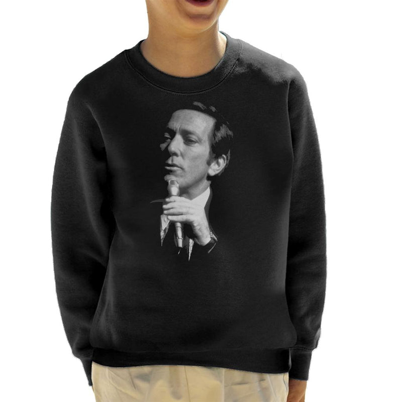 TV Times Singer Andy Williams 1971 Kid's Sweatshirt - POD66
