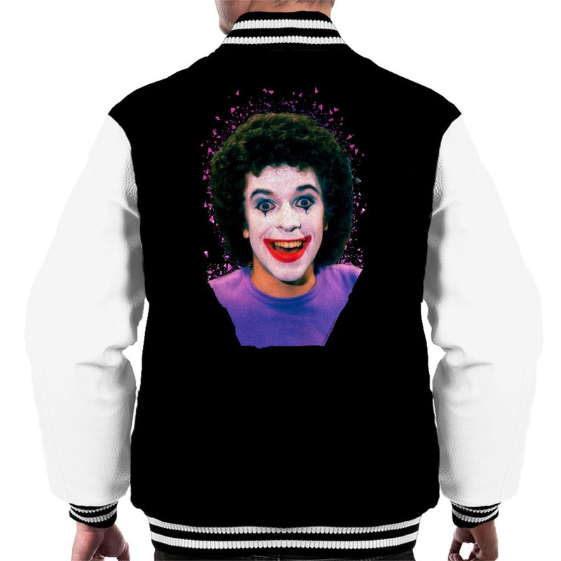 TV Times Leo Sayer On The Muppet Show 1978 Men's Varsity Jacket - POD66