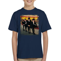 TV Times Sixties Pop Group The Searchers Kid's T-Shirt - POD66