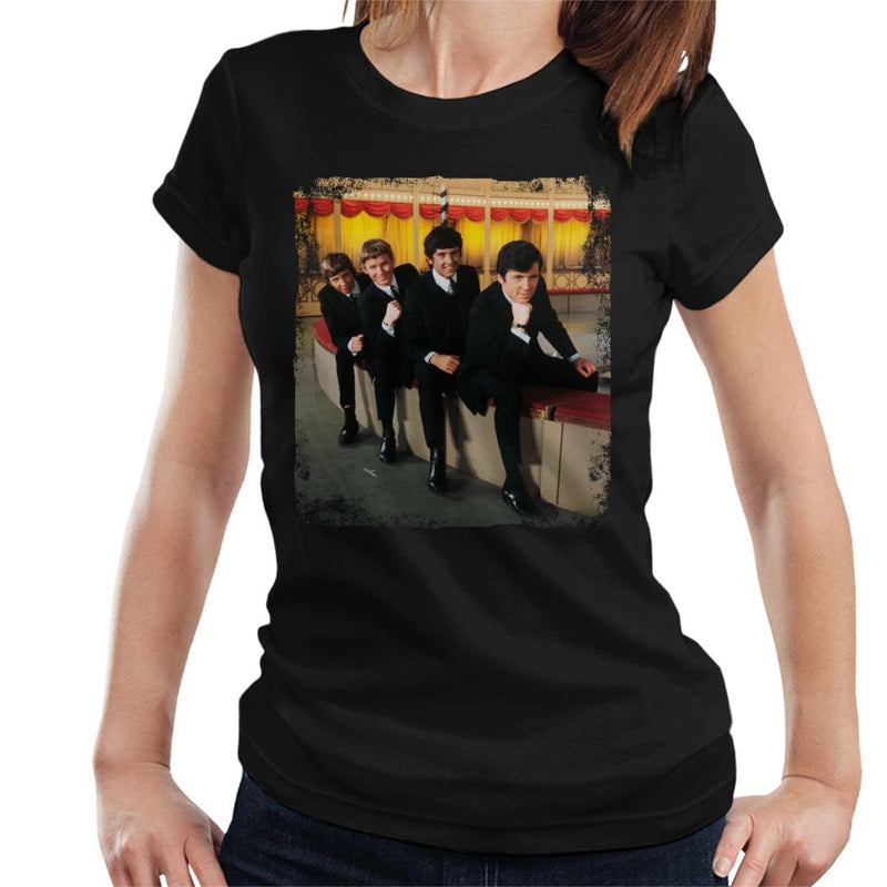 TV Times Sixties Pop Group The Searchers Women's T-Shirt - POD66