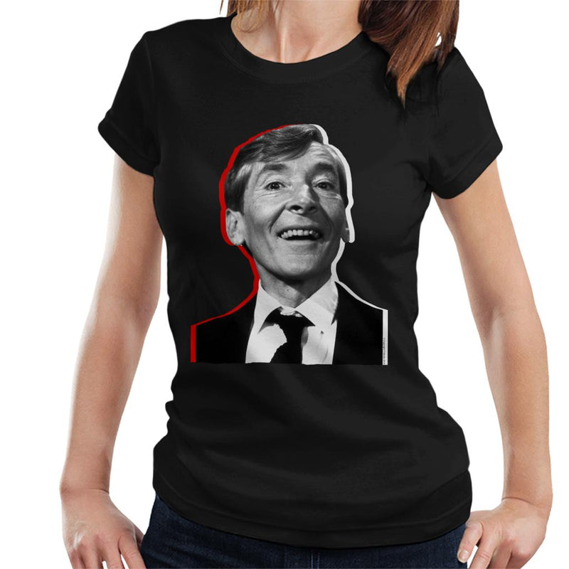 TV Times Kenneth Williams Retro Women's T-Shirt - POD66