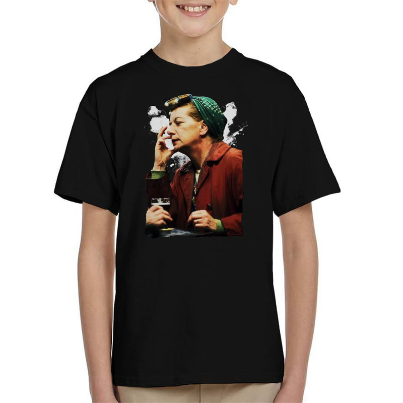 TV Times Jean Alexander As Hlda Ogden In Coronation Street Kid's T-Shirt - POD66