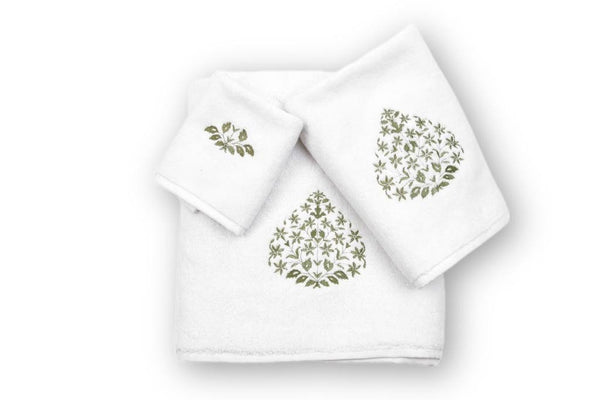 Willow Soft Organic Cotton Towel - Letters From Bosphorus