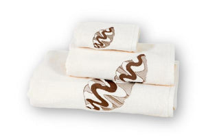 Conch Organic Cotton Towel - Letters From Bosphorus