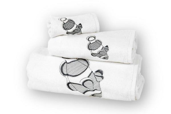 Clownfish Organic Cotton Towel - Letters From Bosphorus