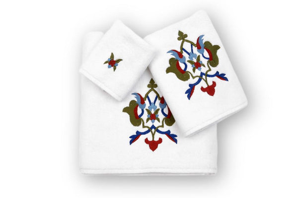 Kutahya Organic Cotton Towel - Letters From Bosphorus