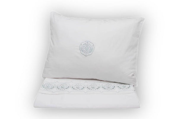 Iznik Soft Organic Cotton Bedding Set - Letters From Bosphorus