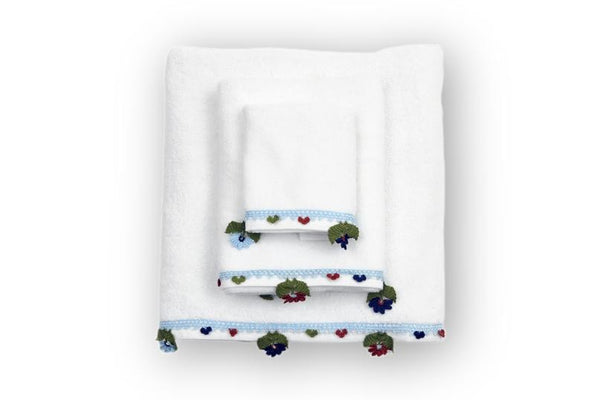 Joy Organic Cotton Towel - Letters From Bosphorus
