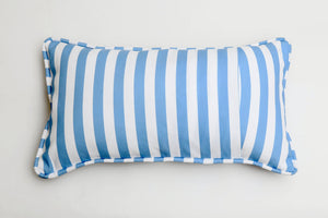 blue ata cushion