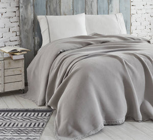 organic cotton bed cover