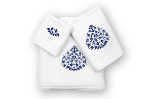 Willow Organic Cotton Towel - Letters From Bosphorus