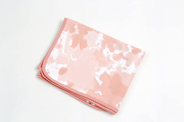 Flamingo  Organic Cotton  Baby Blanket - Letters From Bosphorus