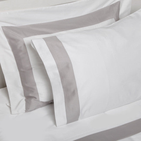 Mania Frame in Grey Duvet Cover Set