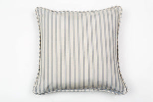 Ata Damask Grey Pillow - Letters From Bosphorus
